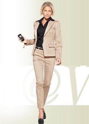 Брендовый очень красивый костюм max&co1