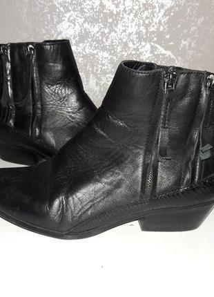 Ботильйоны кожаные footglove 38-39 размер1