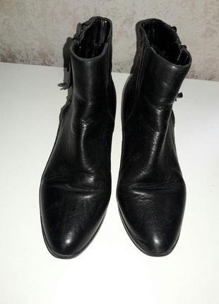 Ботильйоны кожаные footglove 38-39 размер4