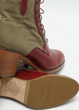 Женские ботинки wolverine4