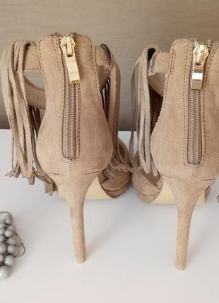 Трендовые туфли с застежкой сзади4