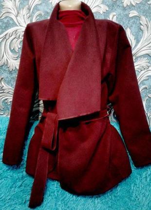 Пальто кашемир1