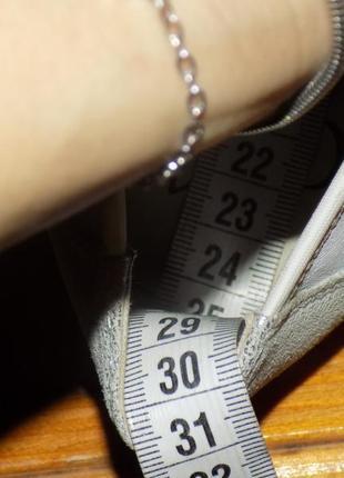 Кожаная стильная и фирменная женская обувь от caprice 38 р3
