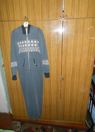 Пижама,кигуруми, домашний костюм1