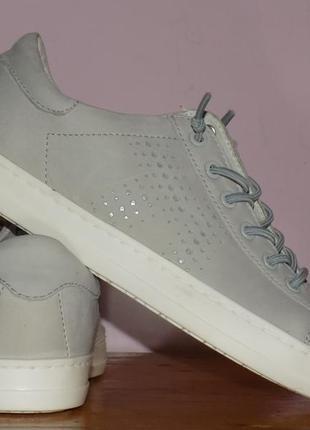 Кожаная стильная молодежная обувь от 5 avenu 38 р сост новой1