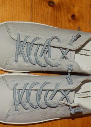 Кожаная стильная молодежная обувь от 5 avenu 38 р сост новой2