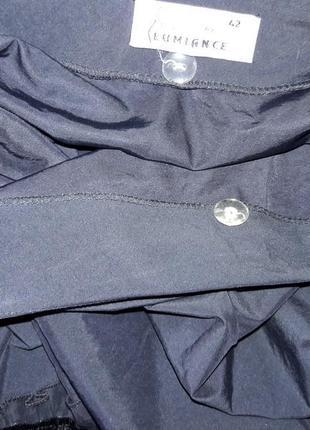 Очень красивая длинная юбка с теплой подстежкой4