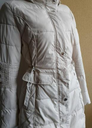 Куртка теплая холодная осень эврозима за 299грн.цена такой будет до 14.11.20182