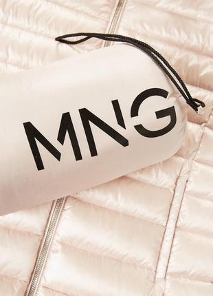 Mango пуховик демисезоннный женский s,  m-l.2