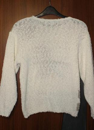 Shenanigans свитер кофта вязаная винтаж5