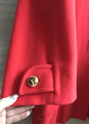 Актуальное пальто прямого покроя2