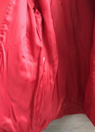 Актуальное пальто прямого покроя3