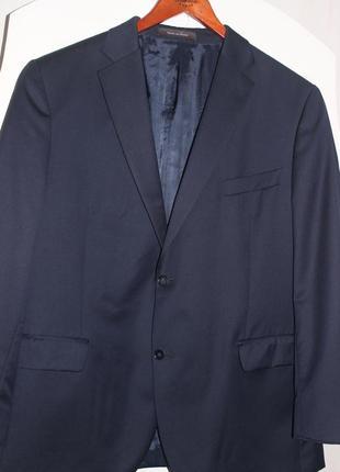 Oscar jacobson  новый мужской пиджак р. 56 hugo boss