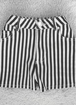 Стильные джинсовые шортики miss selfridge2