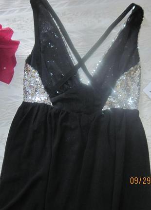 Новогодний наряд!нарядное платье в серебристым лифом и юбкой на пуговицах3