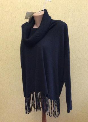 Новый женский свободный свитер michael kors оригинал р l2