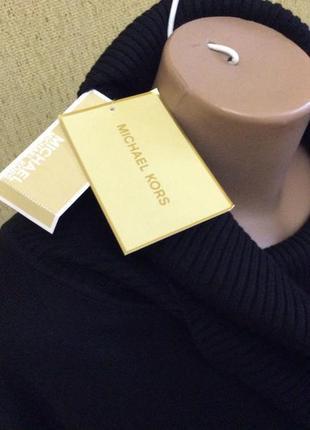 Новый женский свободный свитер michael kors оригинал р l4