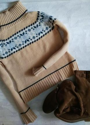 Massimo dutti мягкий, безгранично тёплый свитер1