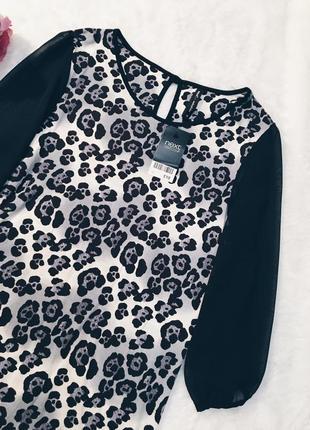 Шикарное новое леопардовое платье s-m с биркой3