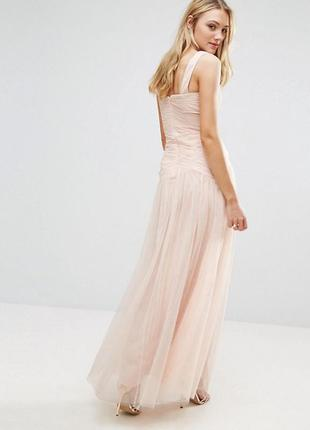 Ліквідація товару до 29 грудня 2018 !!! платье с кружевной отделкой little mistress tall3
