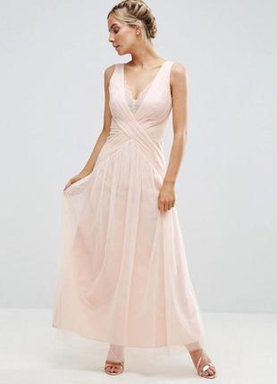 Ліквідація товару до 29 грудня 2018 !!! платье с кружевной отделкой little mistress tall1