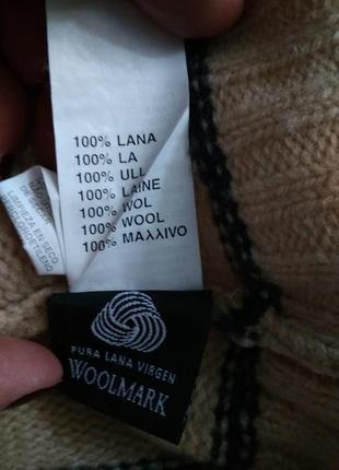 Massimo dutti мягкий, безгранично тёплый свитер4