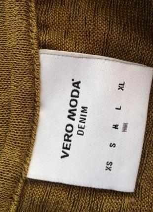 Оливковая кофта vero moda3