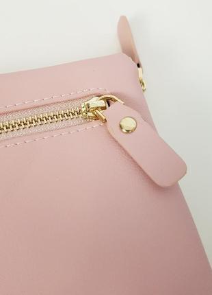 Новый розовый кошелек2