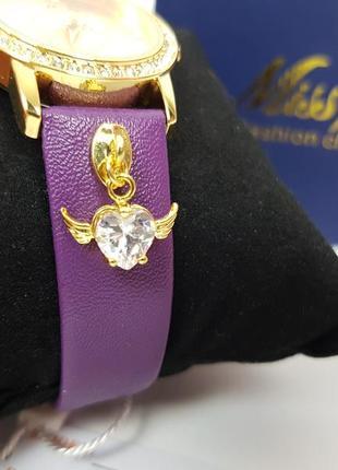 Новые женские часы тонкий ремешок5