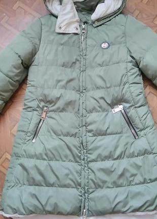 Стильная зимняя куртка 44-52р5