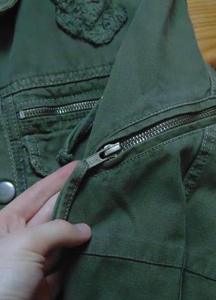 Куртка укорочена4
