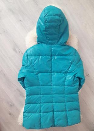 Зимняя куртка пуховик2