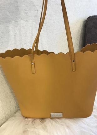 Sfera collection сумка жёлтая