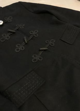 Продам черное пальто1