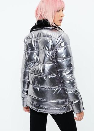 Куртка косуха с мехом2