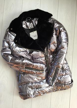 Куртка косуха с мехом5