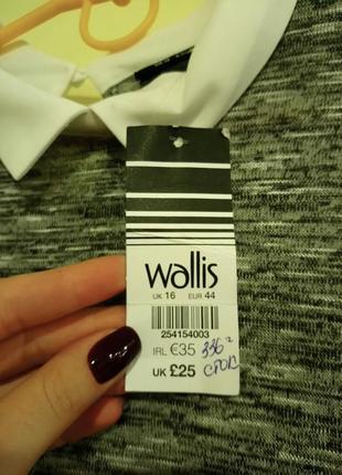 Кофта с имитацией блузи wallis3