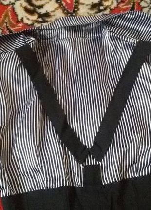 Блуза-корсет1