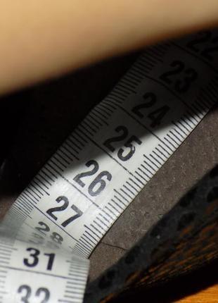 Женская кожаная фирменная обувь от ara 40.5 р кожа везде новая3
