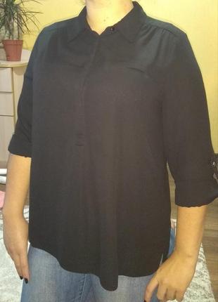 Черная рубашка (размер 12-14)2