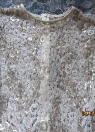 Новогодний наряд! нарядное платье с пышной юбкой и серебристым верхом.3