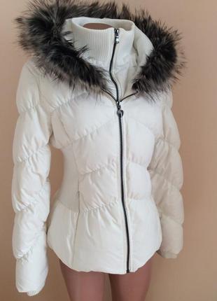Супер классная немецкая куртка пуховик1