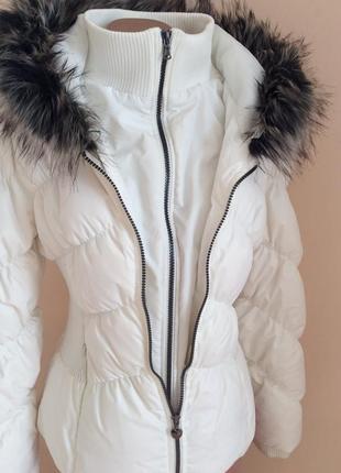 Супер классная немецкая куртка пуховик2