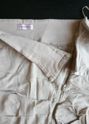 Шикарная мягкая юбка2