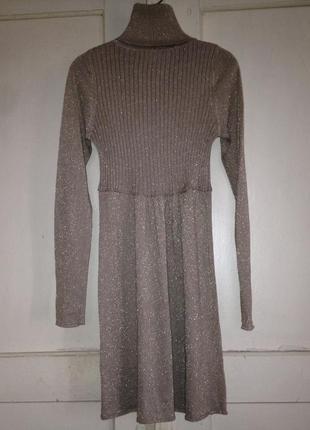 Теплое платье2