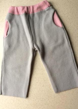 Штанишки штаны для девочки