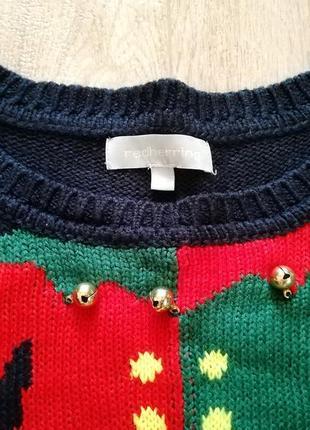 Новогодний свитер эльф2