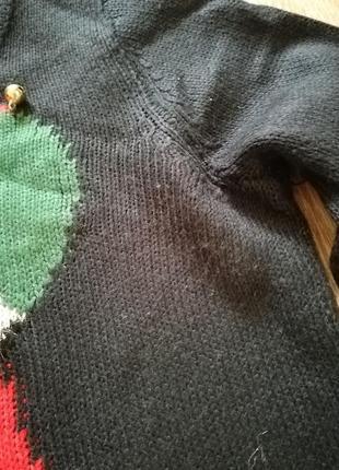 Новогодний свитер эльф4