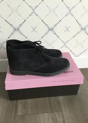 Новые ботинки carlo pazolini2