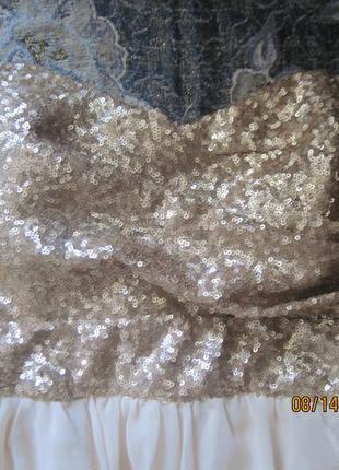 Новогодний наряд!шикарное нарядное платье с ассиметричным подолом за 199 грн.!!!4